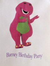 Barney Birthday Party
