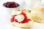 60th Birthday Idea Strawberry Cream Tea