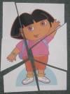 Dora Party Games Puzzle
