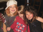 Rock Star Party Girls Outfits