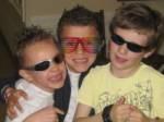 Rock star kids party