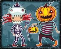 Scary Halloween Costume Ideas
