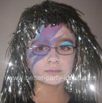Outer Space Party Fancy Dress
