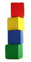 Toddlers Toy Bricks