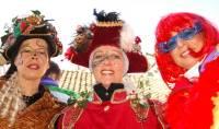 Mardi Gras Fancy Dress