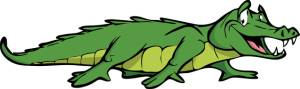 Peter Pan Crocodile