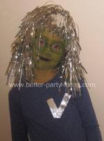 Alien Fancy Dress