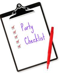 Kids Party Planning