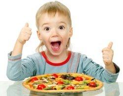 KIds Pizza Party Ideas